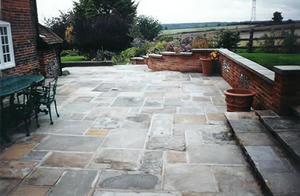 Relax And Enjoy Your Garden With A Professionally Installed Patio. There  Are Many Types Of Paving Slabs And Block Paving From Which To Choose, ...
